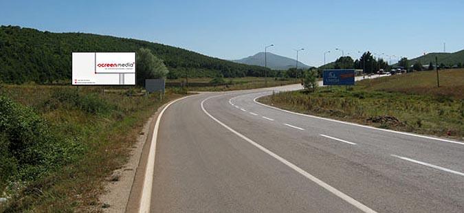 Сообраќајот на патот Прилеп- Градско утре со прекини