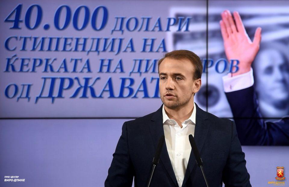 Стојановски: Наумовски и Ацевски шират само лажни вести