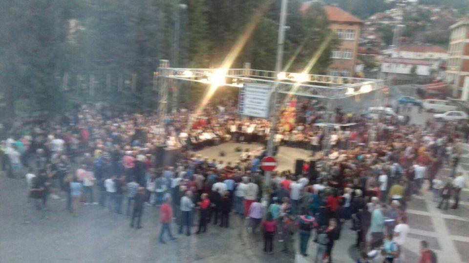 ФОТО: СДСМ се соочи со слаба поддршка во Крива Паланка