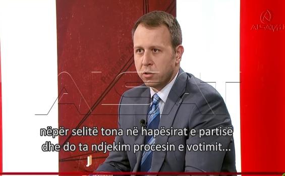 Јанушев: Oвој референдум не е за ЕУ и НАТО, туку за договорот, а власта бега од неговата суштина и манипулира со јавноста дека се гласаат за бесптано здравство и школство