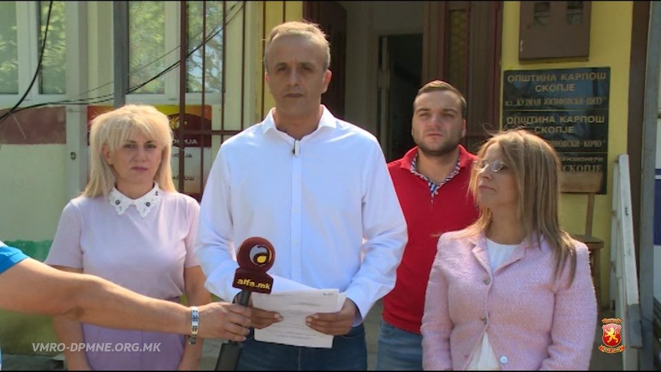 Јаревски: Одлуката која што СДСМ сака да ја поништи ќе значи градежен хаос во општина Карпош
