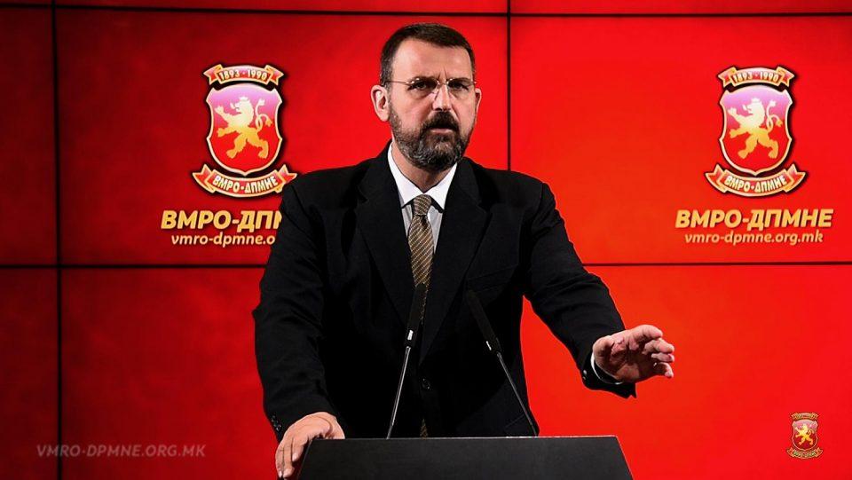 Стоилковски: Граѓаните знаат сами да одлучат во каква Македонија сакаат да живеат