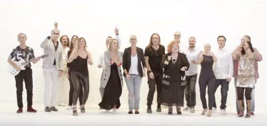 Стотина илјади евра од граѓаните за пејачите да ја промовираат Северна