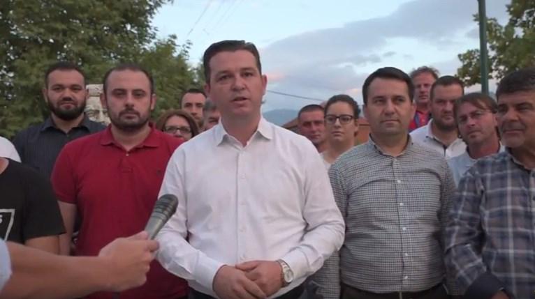 Трипуновски: Граѓаните се длабоко разочарани од политиките и проектите кои ги води СДСМ и Владата на Заев