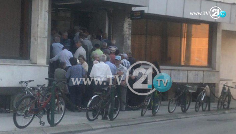 """ФОТО: """"Тепачка"""" во Битола за кој прв да земе пензија"""