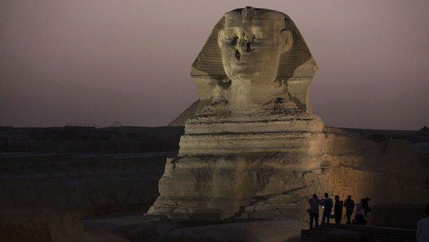 Египетски археолози пронајдоа сфинга во Асуан