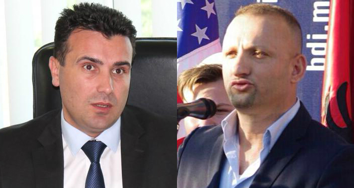 """""""Заев и СДСМ мора да се прилично очајни штом ангажираат лица осудени за тешки кривични дела во кампањата за промена на името, уставот, идентитетот и јазикот"""""""
