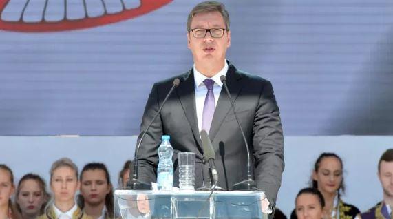 Османи: Вучиќ од Митровица најави тешки времиња за регионот