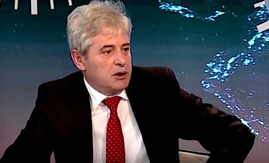 (ВИДЕО) Али Ахмети контра Оливер Спасовски: ВМРО-ДПМНЕ никогаш не побара амнестија