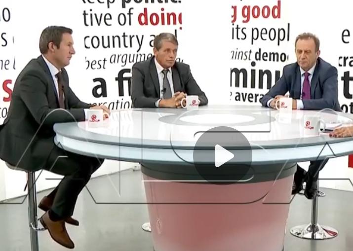 Албанците со уставните измени ќе бараат и официјален албански јазик и државотворен статус