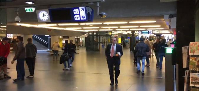 Двете лица избодени вчера во Амстердам се американски туристи