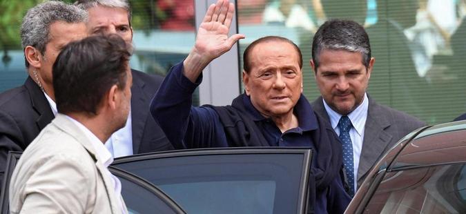 Берлускони ја презема Монца