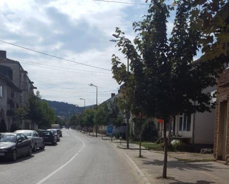 За прв пат по 27 години за Денот на независноста во Берово не се вее македонското знаме