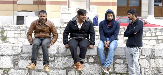 Босанската полиција запрела 50-ина мигранти од Авганистан, Иран и Пакистан