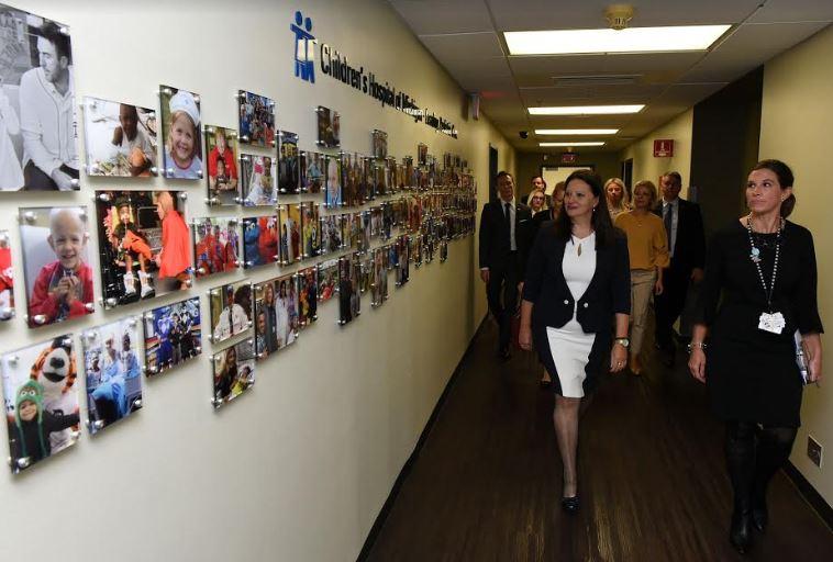 Низа средби и активности на Маја Иванова за време на 73. Генерално Собрание на ОН