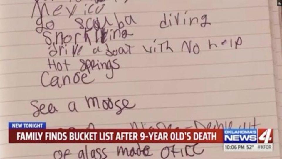 Деветгодишната ќерка им настрадала во сообраќајка: После нејзината смрт, пронашле нејзин текст кој им го скршил срцето (ФОТО+ВИДЕО)