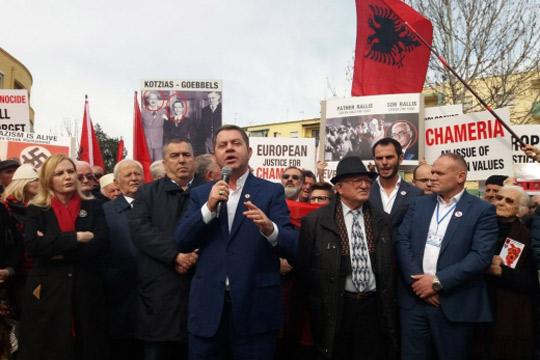"""""""Партијата на Чамите"""" ја напушти Владата на Рама"""