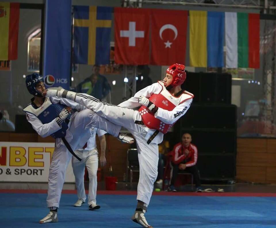 Интевју со европскиот шампион во олимписко таеквондо Дејан Георгиевски: Ми фалат медали уште од светско првенство и олимписки игри, одам по нив