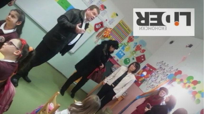 СКАНДАЛОТ ПРОДОЛЖУВА: Градоначалникот на СДСМ се заканува пред деца и вработени, МВР со детали за исказот (ВИДЕО)