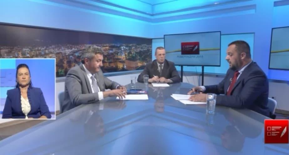 Димовски: Македонскиот јазик е заштитен на првото заседание на АСНОМ и во 1977 во ОН, а не со договорот за промена на името