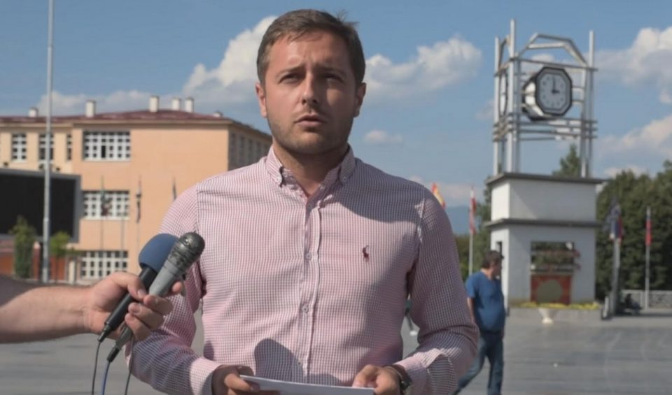 Арсовски: СДСМ е елементарна непогода за земјоделците