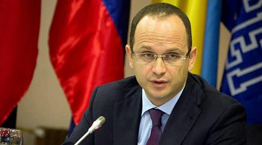 Дитмир Бушати во посета на Македонија