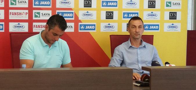 Илиевски: Очекувам борбен натпревар, Ерменија проба за следниот циклус