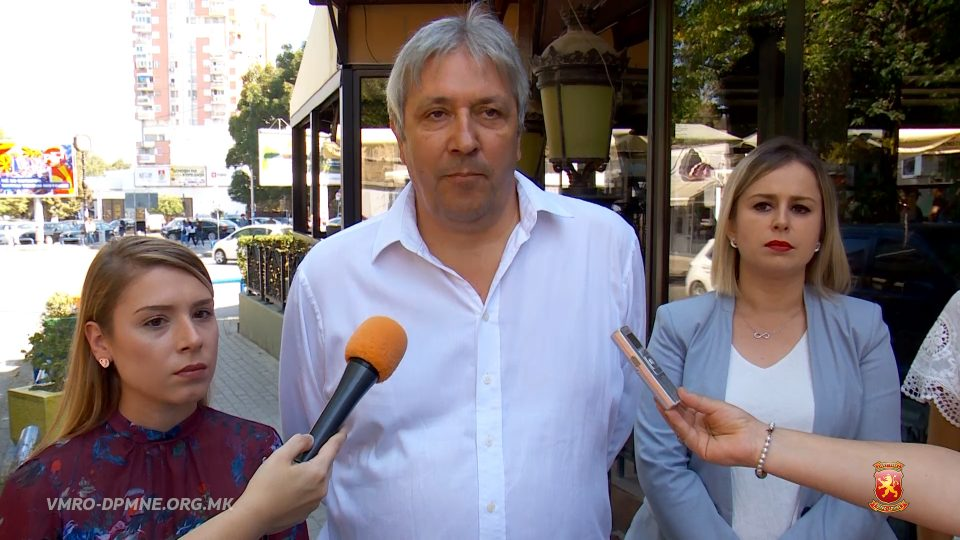 Петковски: Во последните 6 месеци криминалот во општина Куманово е зголемен за 20 %