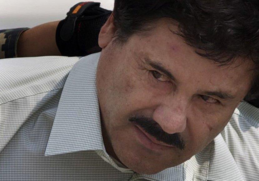 """Мексиканскиот наркобос """"Ел Чапо"""" осуден на доживотен затвор"""