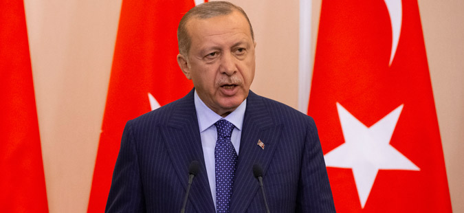 Ердоган: Внимателно да се планира повлекувањето од Сирија