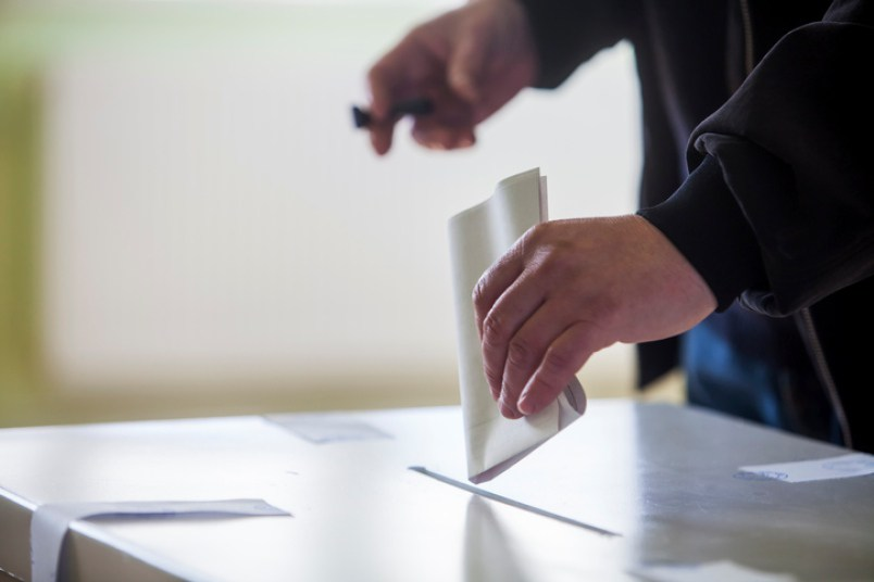 ФОТО: Речиси двојно пониска излезност на референдумот во однос на претходните избори