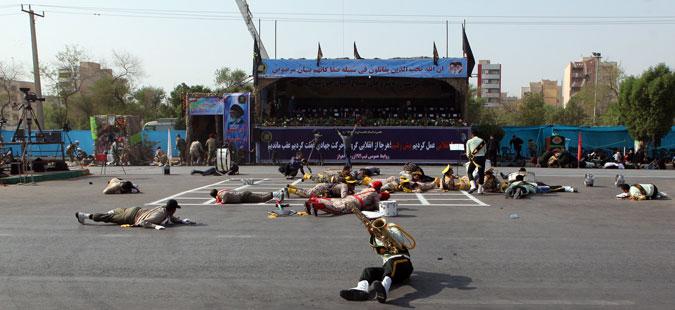 ИД со видео-снимка ја потврдува вмешаноста во нападот во Иран