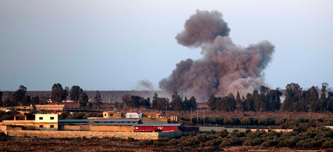 Маас во последен обид да ја спречи офанзивата во Идлиб
