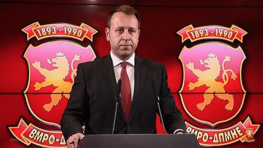 Јанушев: Избирачкиот список е најмал проблем, проблем е што најголемата опозициска партија влегува во изборен период со замрзнат имот