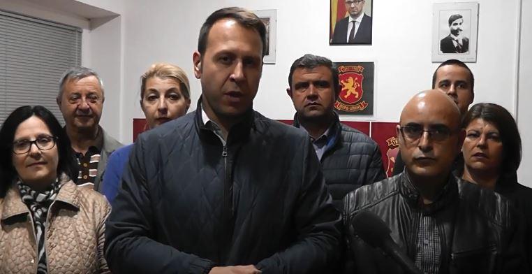 Јанушев: СДСМ е во паника, се обидуваат преку разни изјави да го заплашат народот