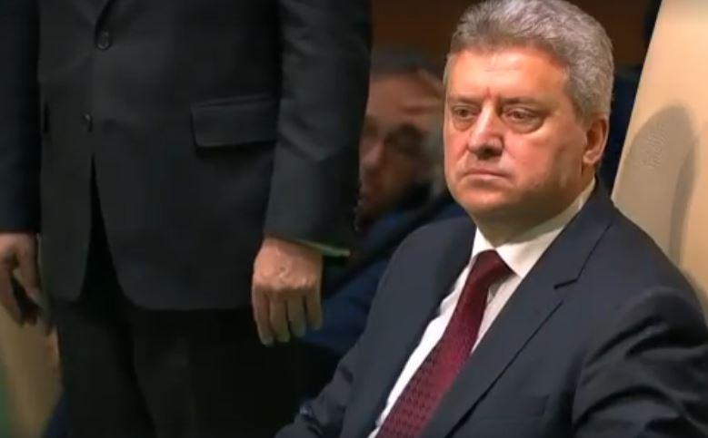 """Лагите дека ќе прогласи воена состојба произлегле од текст на сегашен заменик министер- Иванов сведочеше за """"27 април"""""""