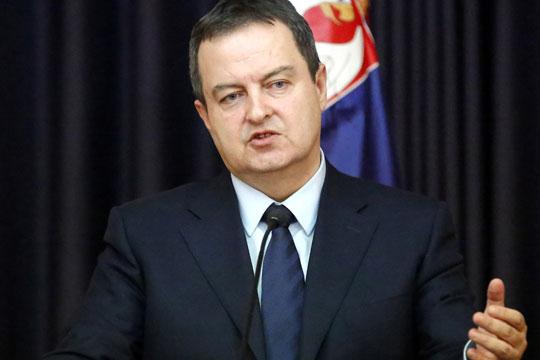 Дачиќ: Немаме намера да ги менуваме границите со сила