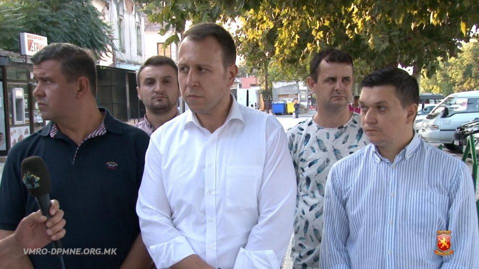 Јанушев: Владата не прави референдум за Македонија, туку за Северна Македонија