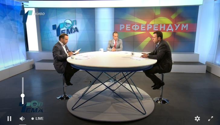 Јанушев до СДСМ: Не е европски да се бара евро за Вицето, не е европски да се делат тендери од ќерка на татко, не е европски да се делат 10 милиони евра