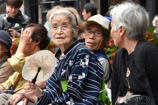 Повеќе од 28 отсто Јапонци се стари