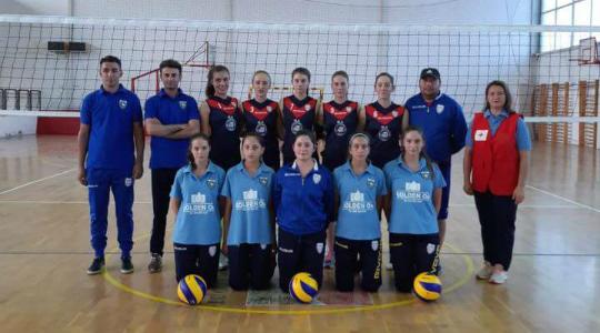 Кичево доби женски одбојкарски клуб