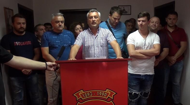 ВМРО-ДПМНЕ повика на сенароден протестен марш во Кичево