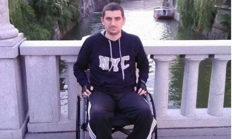 Да помогнеме: Кире Главинчевски има само една желба – да прооди