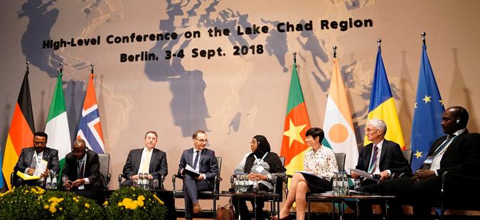 Меѓународни донатори ветија две милијарди долари за земјите од регионот на езерото Чад