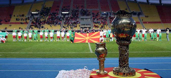 Извлечени полуфиналните двојки во Купот на Македонија