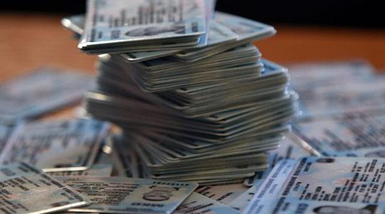 МВР апелира до граѓаните да ги подигнат готовите лични карти