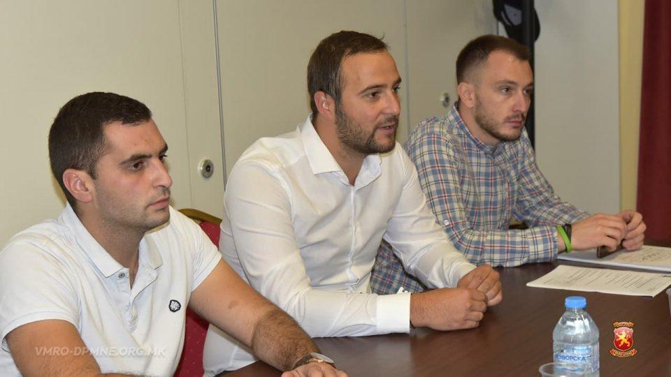 Кржалоски: Потребен е чесен и искрен пристап кон сите млади од целата држава