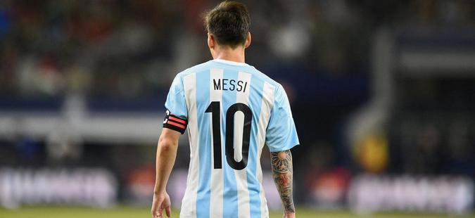 Меси повикан во репрезентацијата за претстојните квалификации за СП 2022 година