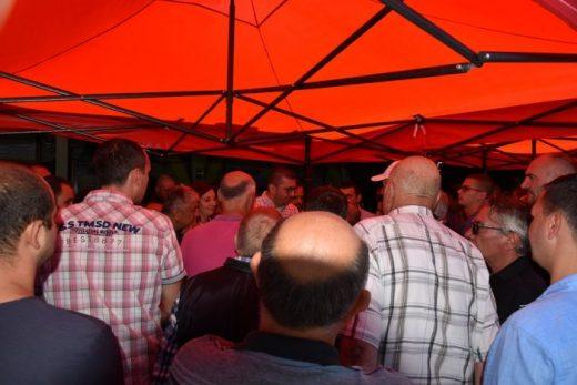 Мицкоски вечерва меѓу граѓаните на Берово