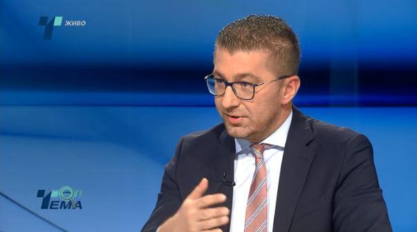 Мицкоски: Референдумот е за промена на името